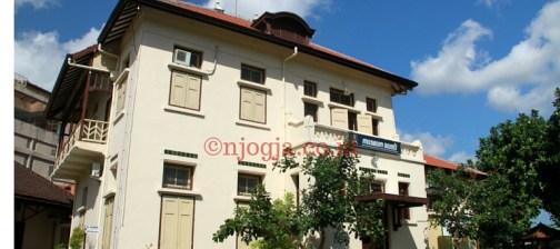 Museum Anak Kolong Tangga Mainan Pertama Indonesia Sandi Yogyakarta Mengintip