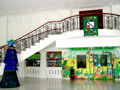 Museum Anak Kolong Tangga Mendokumentasikan Permainan Close Kota Yogyakarta