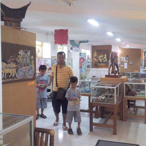 Museum Anak Kolong Tangga Permainan Tradisional Terlengkap Yogyakarta Kota