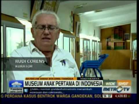 Museum Anak Kolong Tangga Wide Shot Metro Tv Youtube Kota