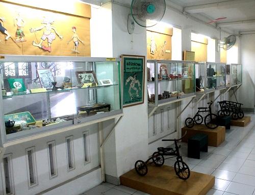 Museum Anak Kolong Tangga Wisata Yogyakarta Kota