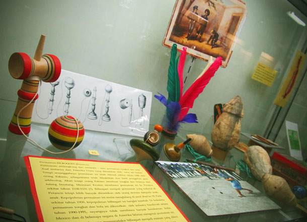 Museum Anak Kolong Tangga Www Globalindonesianvoices Mainan Jogja Kota Yogyakarta