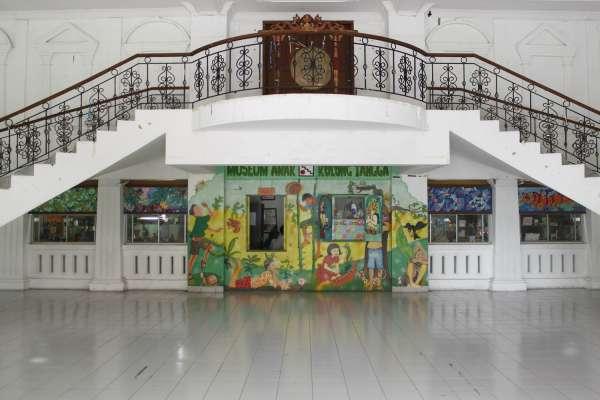 Museum Anak Kolong Tangga Yogya Gudegnet Kota Yogyakarta