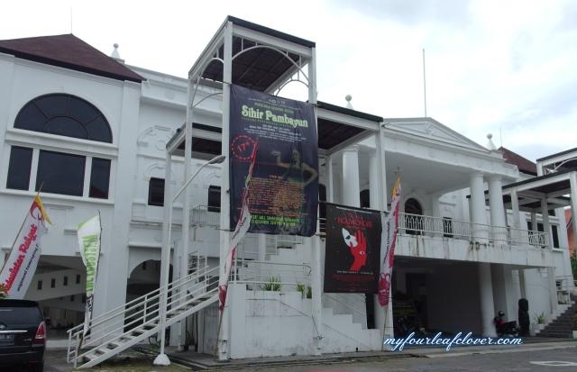 Museum Anak Kolong Tangga Yogyakarta Fourleafclover Gedung Taman Budaya Kota