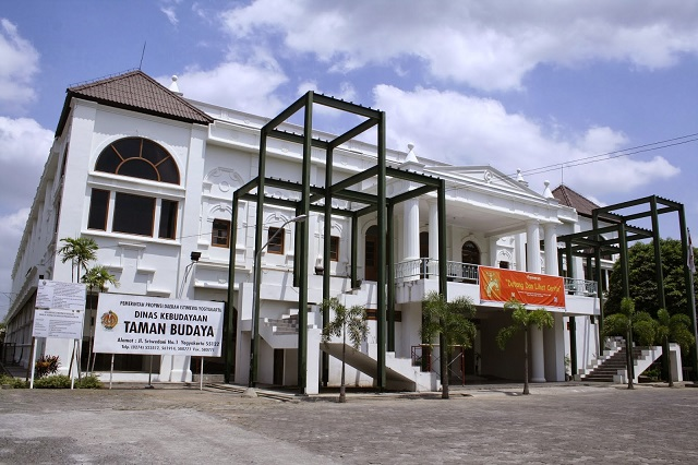 Museum Kolong Tangga Anak Kota Yogyakarta