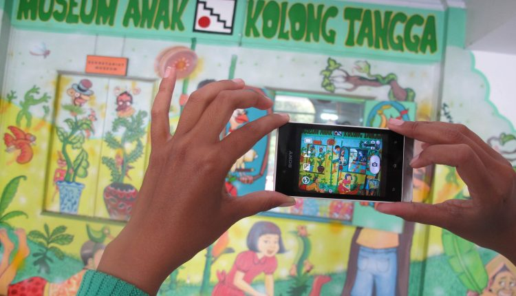 Museum Kolong Tangga Anak Pertama Indonesia Jadiberita Kota Yogyakarta