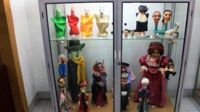 Museum Kolong Tangga Berisi Mainan Anak Pertama Indonesia Kota Yogyakarta