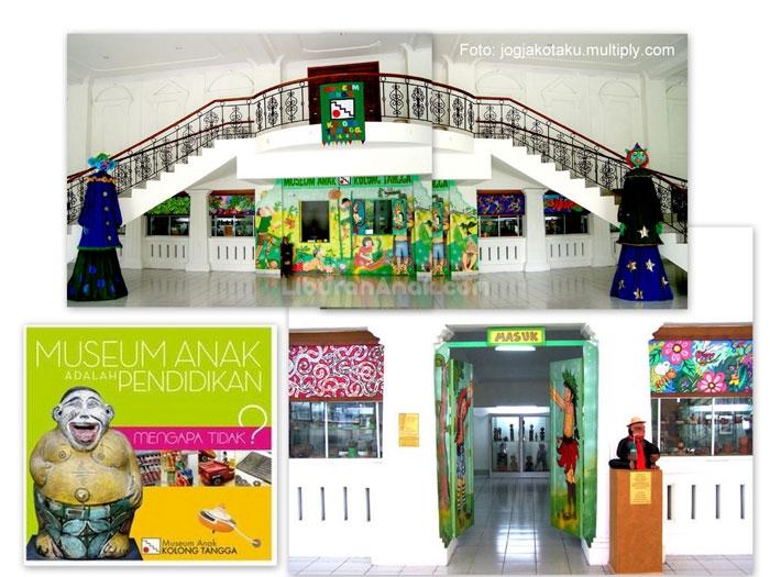 Museum Mainan Anak Kolong Tangga Kids Holiday Spots Liburan Diberi