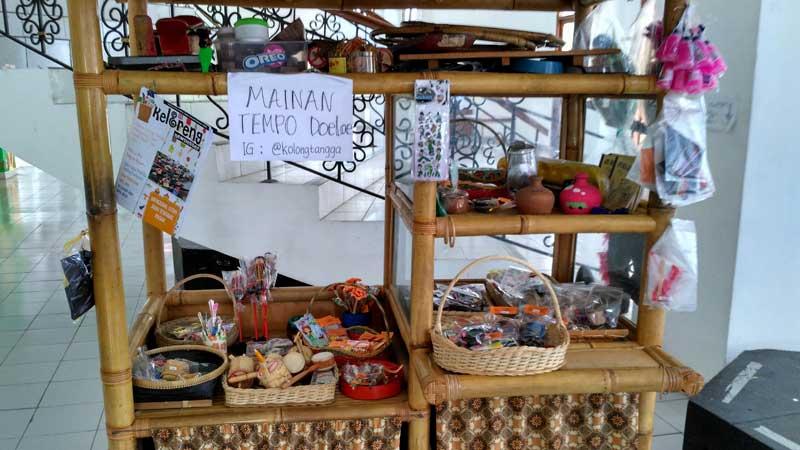 Museum Mainan Anak Kolong Tangga Setiadi Web Design Transportasi Kota