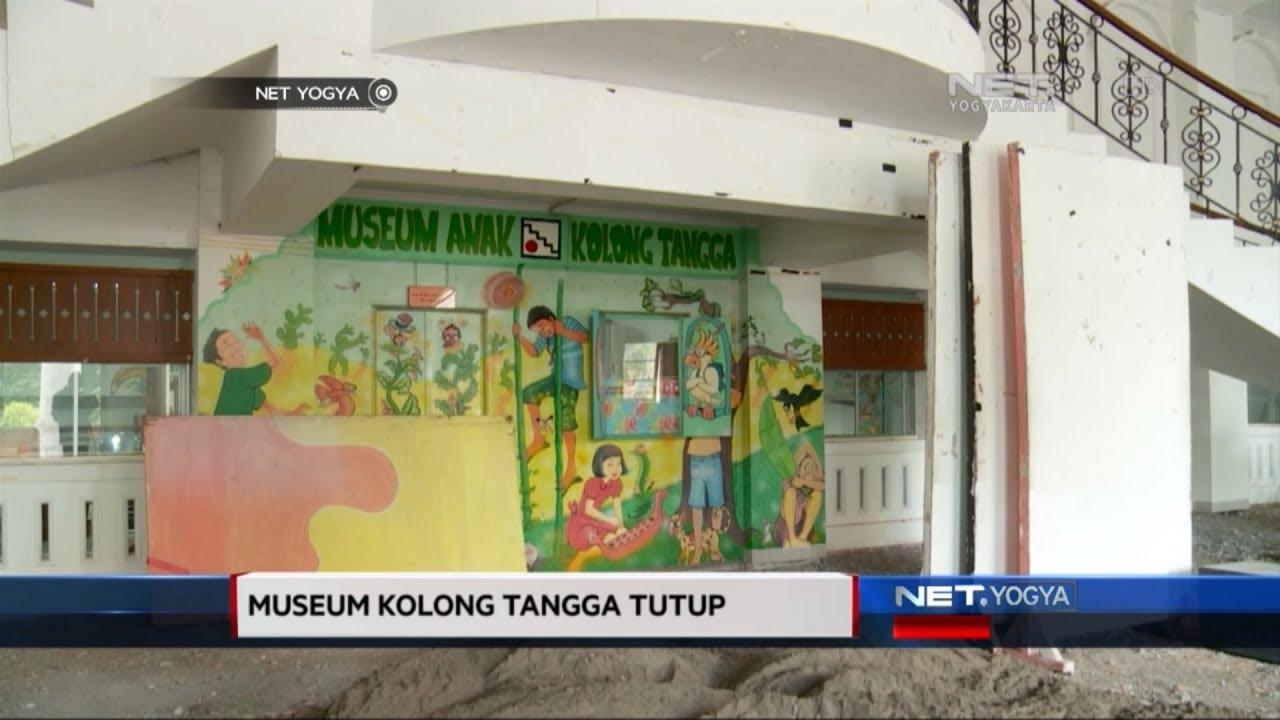 Net Yogya Museum Anak Kolong Tangga Ditutup Youtube Kota Yogyakarta