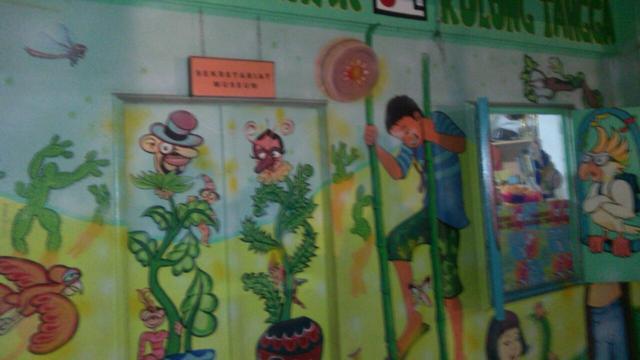 Selamat Tinggal Museum Anak Kolong Tangga Yogyakarta Regional Kota