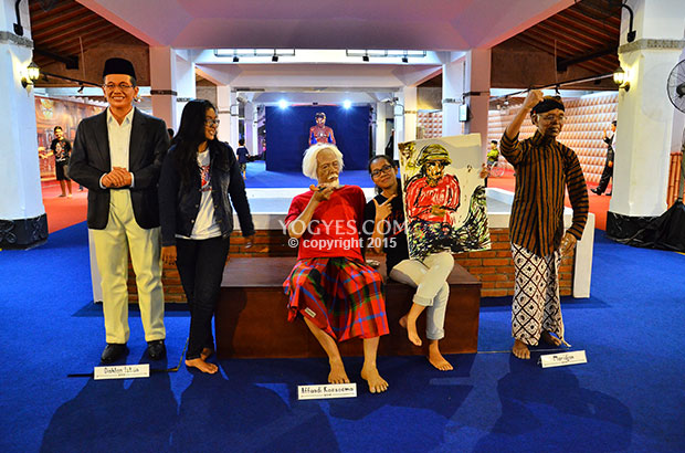 De Arca Statue Museum 10 Wisata Indoor Keren Yogyakarta Kota