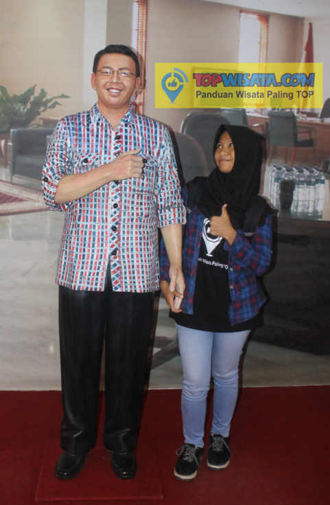 De Arca Statue Museum Yogyakarta Selfie Bareng Artis Presiden Foto