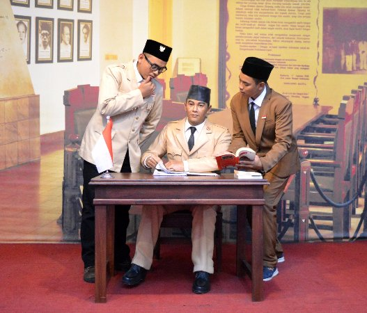 Ir Soekarno Picture De Arca Museum Yogyakarta Tripadvisor Kota
