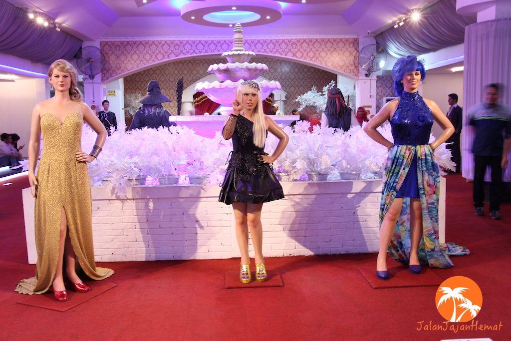 Museum De Arca Jogja Madame Tussaudsnya Indonesia Jalan Keluar Pengunjung