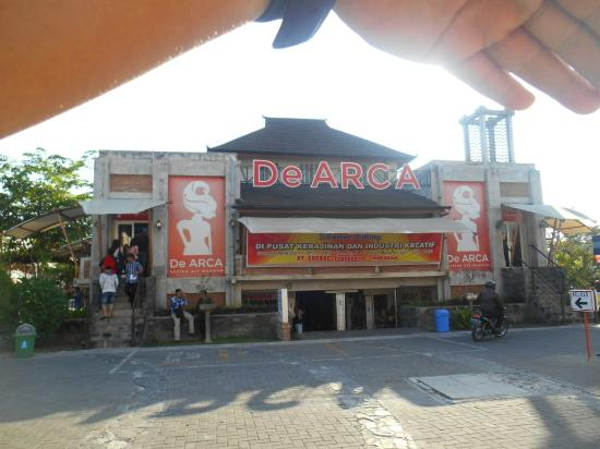 Museum De Arca Yogyakarta Picture Kota