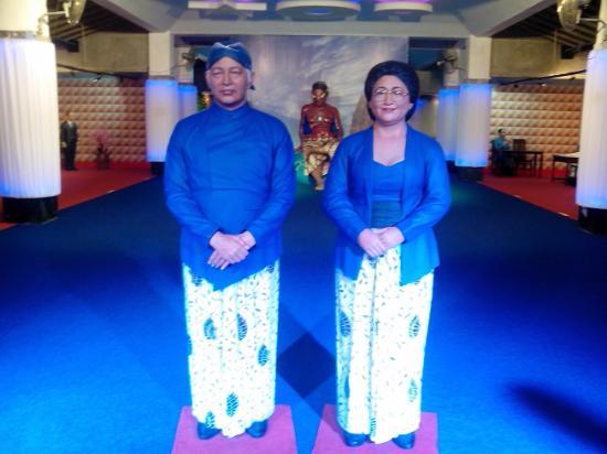 Museum De Arca Yogyakarta Picture Presiden Soeharto Ibu Tin Kota