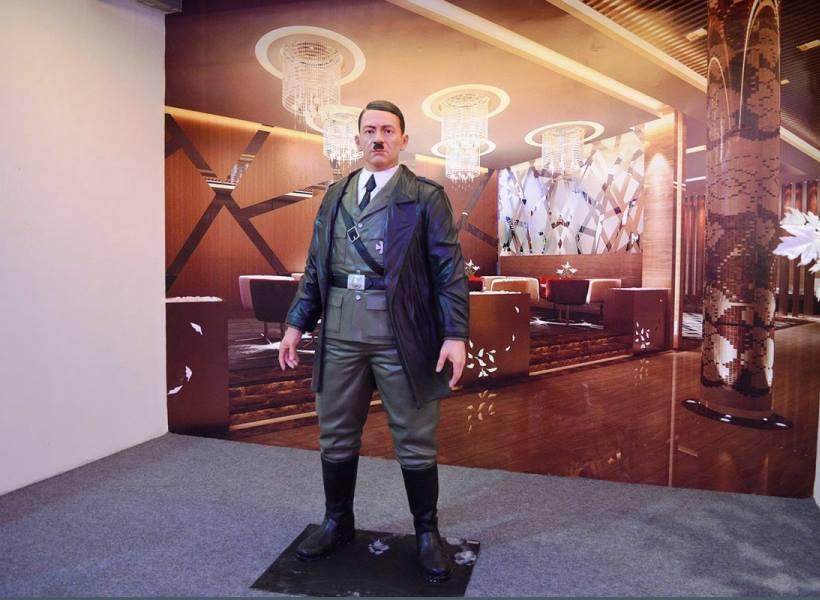 Oomph Museum De Arca Tak Tampilkan Patung Hitler Kota Yogyakarta