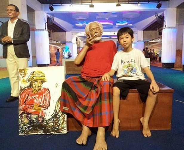 Paket Wisata Jogja 2017 Tour De Arca Museum Kota Yogyakarta
