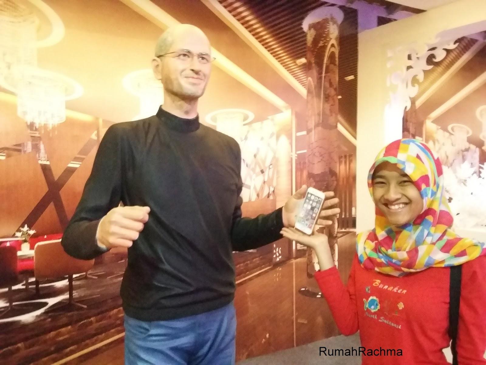 Selamat Datang Rumahrachma Gantengnya Sama Museum De Arca Kota Yogyakarta