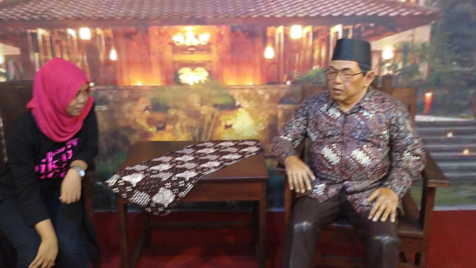 Serunya Ngetrick Mata Museum De Arca Yogyakarta Jurnal Kota