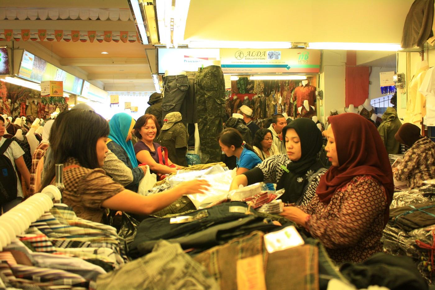 Berburu Aneka Busana Metro Pasar Beringharjo Wisata Yogyakarta Bringharjo Kota