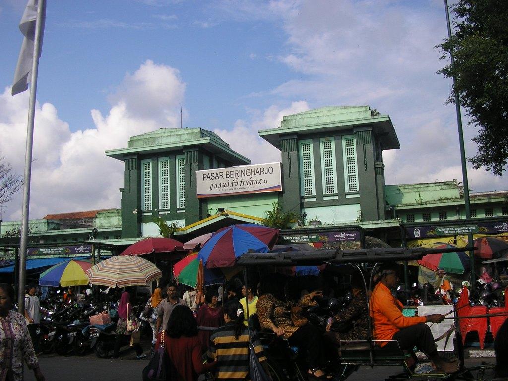 Berburu Batik Murah Meriah Pasar Beringharjo Yogyakarta Lokasi Bringharjo Kota