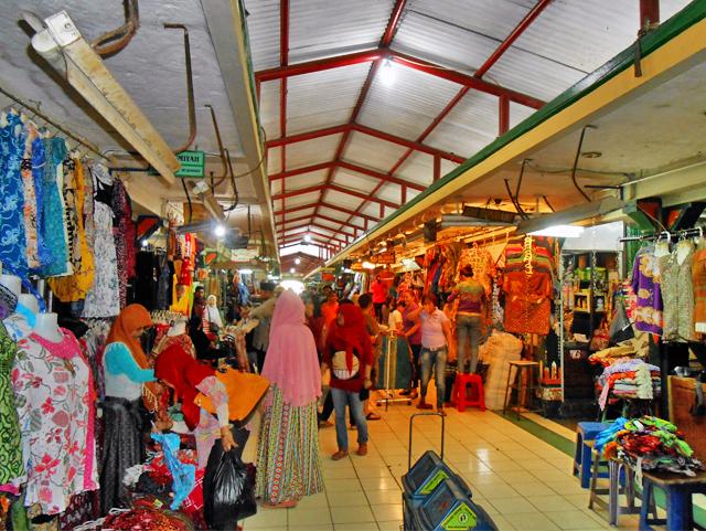 Berburu Oleh Kerajinan Batik Khas Pasar Tradisional Beringharjo Jogja Bringharjo
