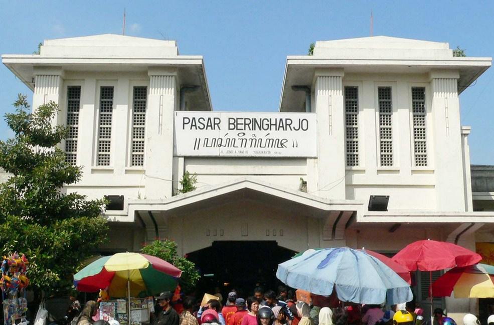 Beringharjo Market Pasar Yogyakarta Jogja 1 Bringharjo Kota