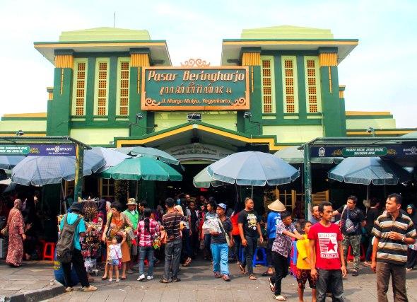 Dikeluhkan Pengunjung Pasar Beringharjo Bringharjo Kota Yogyakarta