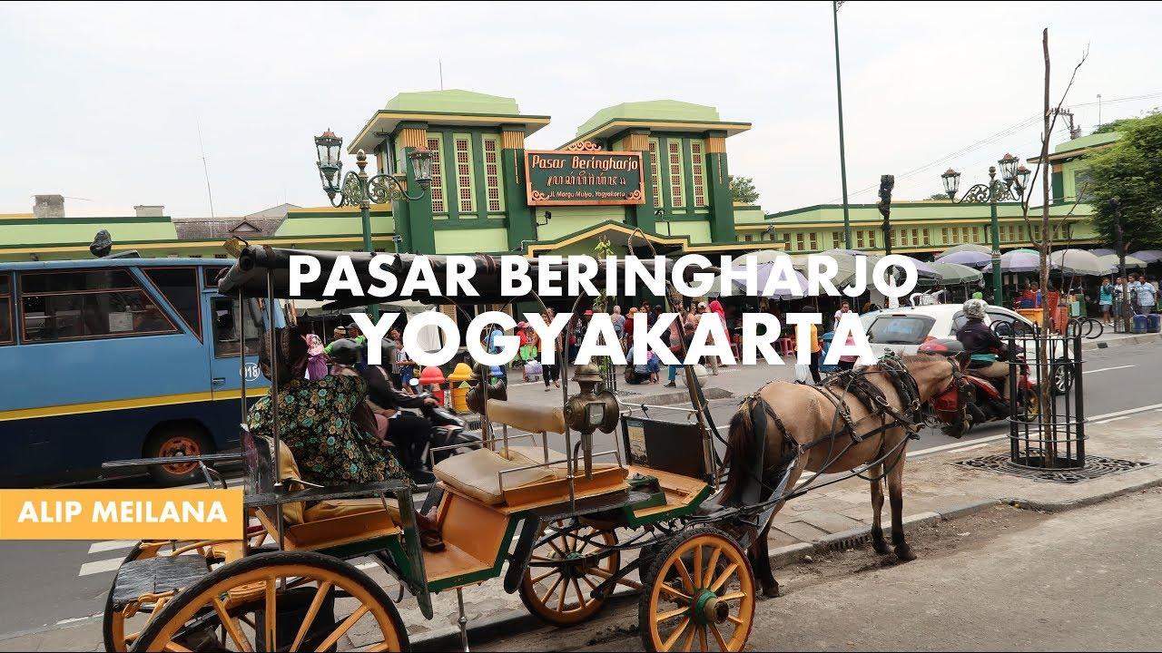 Diriku Blusukan Pasar Beringharjo Jogja Yogyakarta Vlog Bringharjo Kota