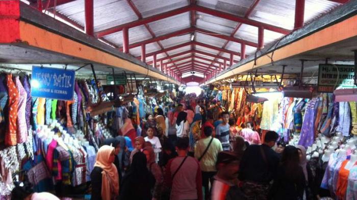 Kenaikan Kunjungan Pasar Beringharjo Diprediksi Naik 30 Persen Hari Bringharjo