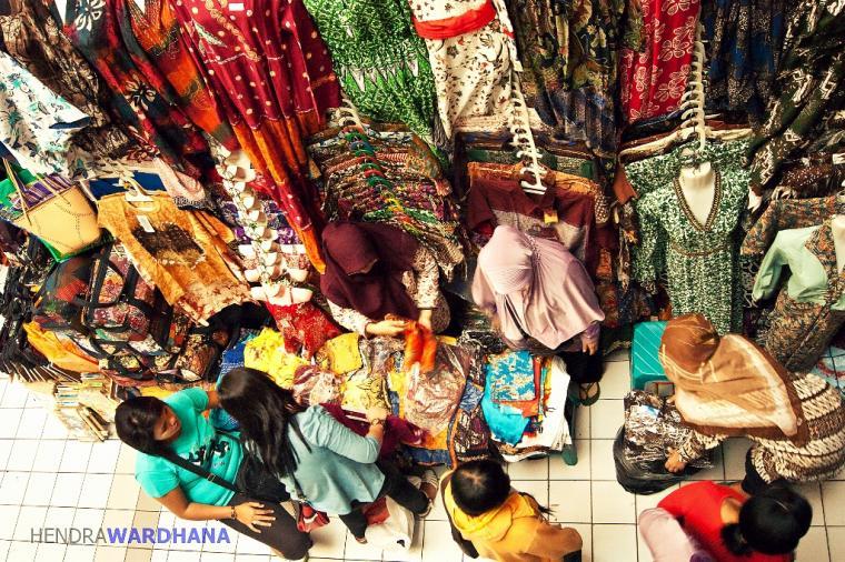 Kiat Belanja Batik Murah Pasar Beringharjo Yogyakarta Oleh Hendra Bringharjo