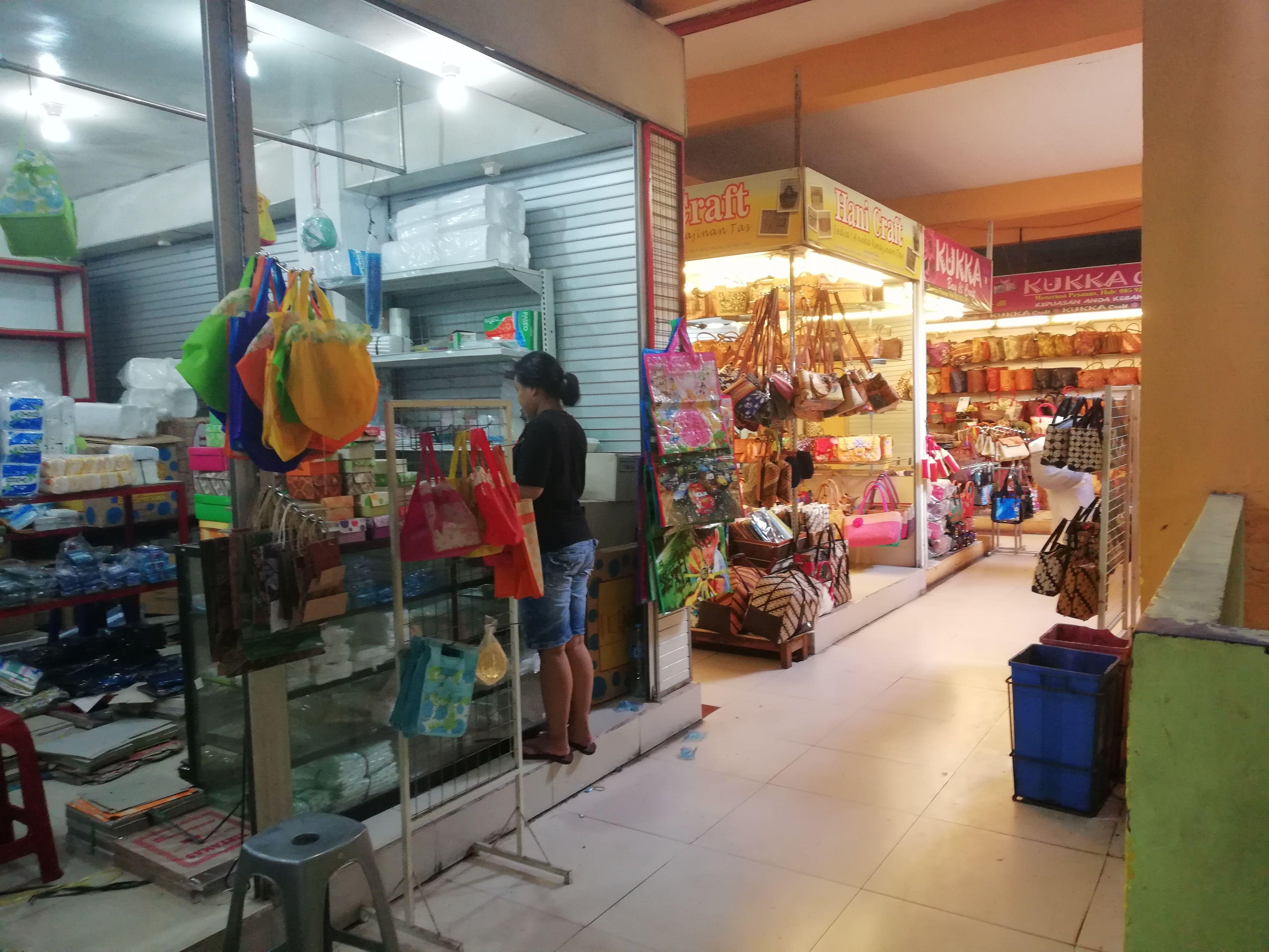 Letsguide Pasar Beringharjo Jl Margo Mulyo Ngupasan Gondomanan Kota Yogyakarta