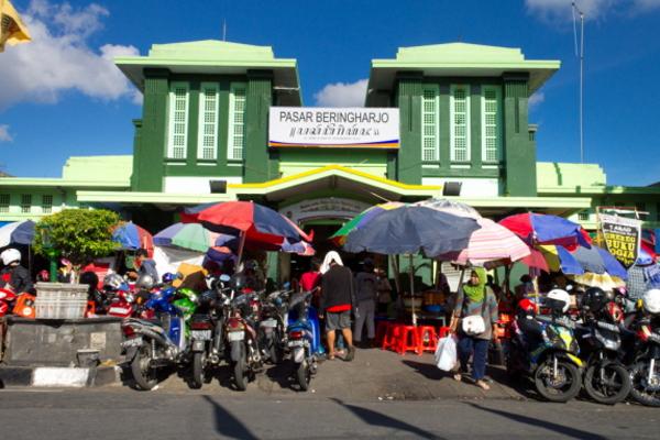 Pasar Beringharjo Blusukan Berburu Oleh Khas Jogja Bon Bringharjo Kota