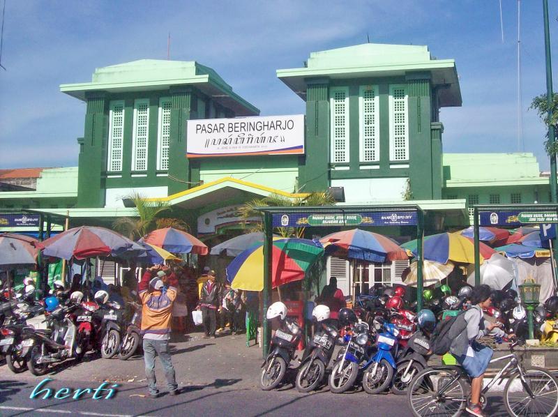 Pasar Beringharjo Bukan Batik Aja Oleh Herti Utami Kompasiana Bringharjo