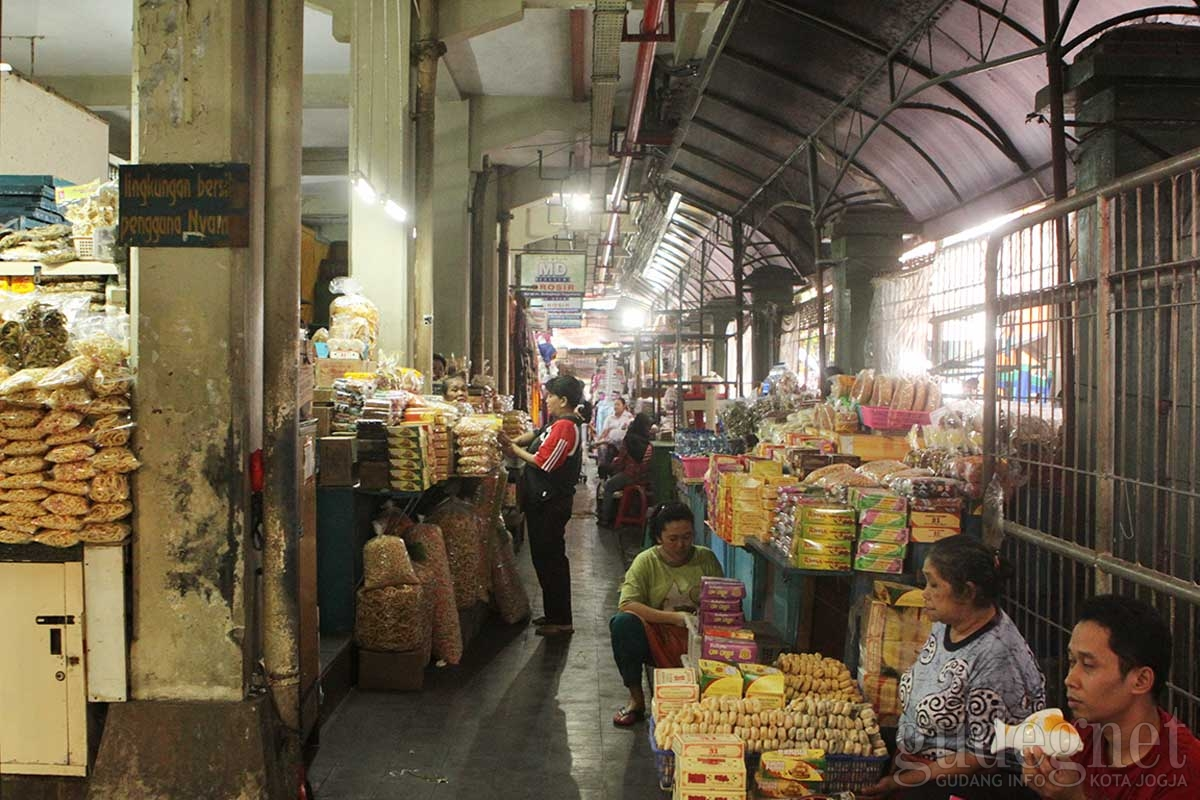 Pasar Beringharjo Indonesia Yogyakarta Yogya Gudegnet View Bringharjo Kota
