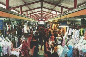 Pasar Beringharjo Pusat Eceran Grosir Batik Terbesar Murah Jogja Yogyakarta