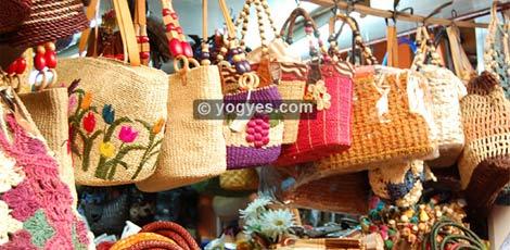 Pasar Beringharjo Tempat Wisata Belanja Murah Kerajinan Malioboro Yogyakarta Bringharjo