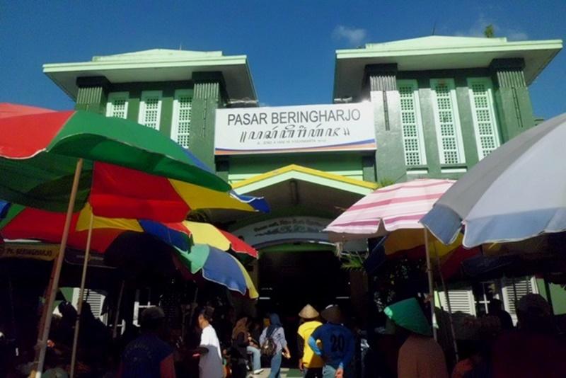 Pasar Beringharjo Tradisional Tempat Belanja Batik Murah Yogyakarta Eksotis Jogja