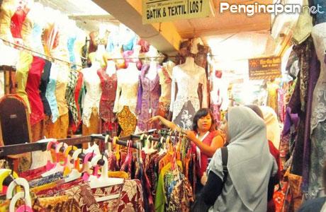 Pasar Beringharjo Yogyakarta Spot Terbaik Berburu Batik Www Kompasiana Bringharjo