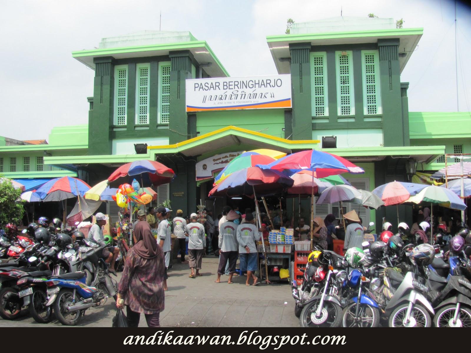 Penikmat Perjalanan Melihat Lihat Batik Pasar Beringharjo Siapa Tidak Mengenal