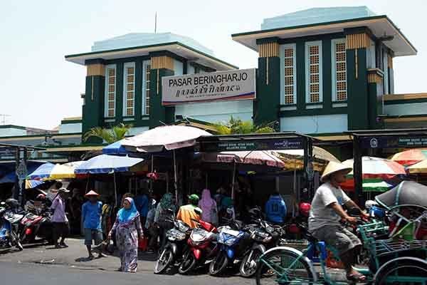 Satu Harapan Revitalisasi Pasar Beringharjo Terganjal Realisasi Apbd P Bringharjo