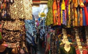 Tempat Wisata Jogja Terbaik Pasar Beringharjo Pusatnya Pesona Market Bringharjo