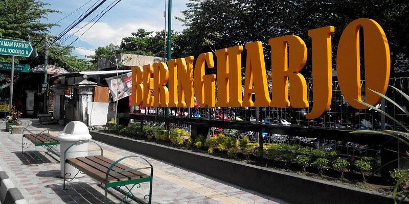Wisata Belanja Murah Pasar Beringharjo Terlengkap Yogyakarta Bringharjo Kota
