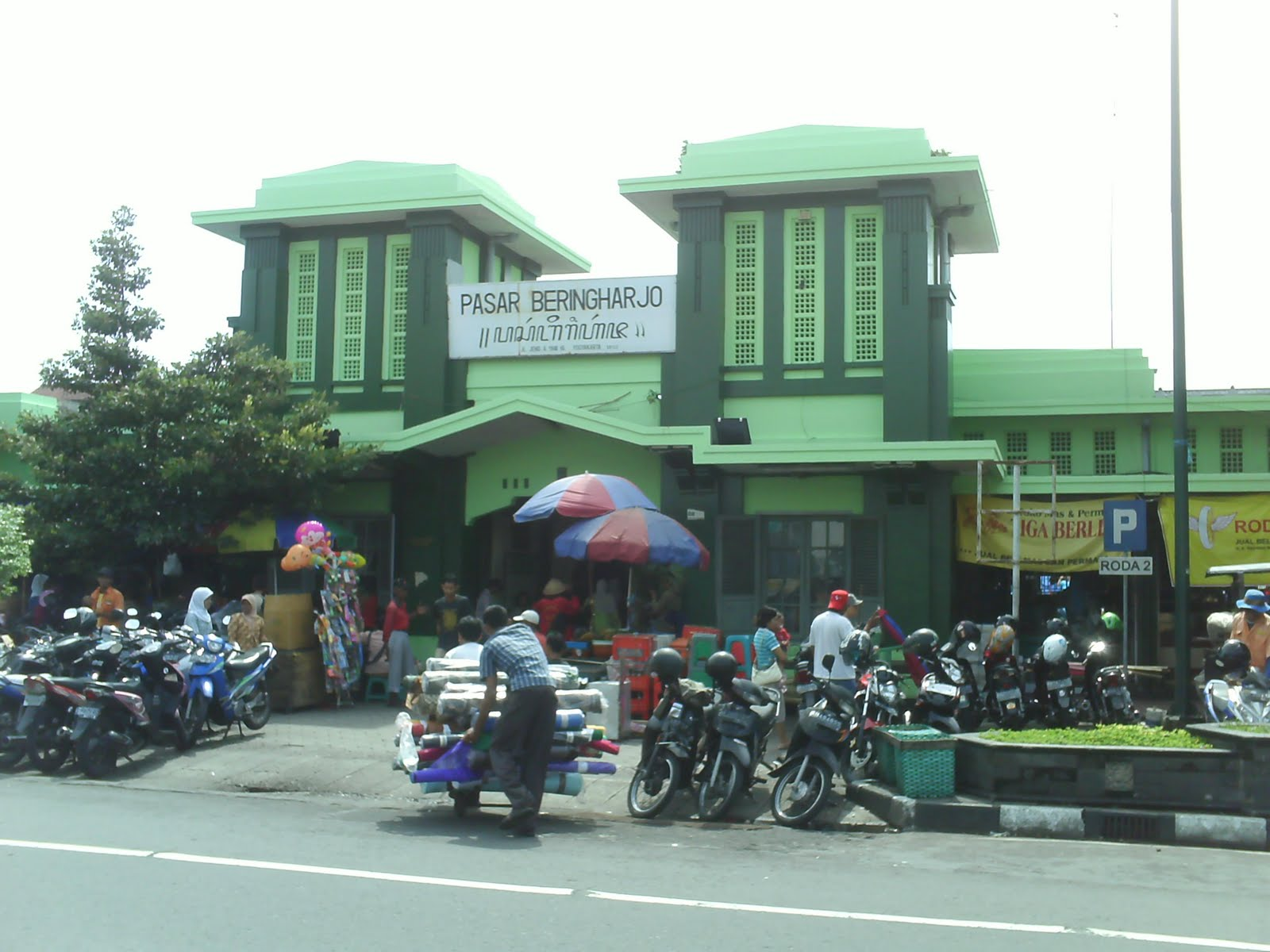 Yogyakarta Pasar Beringharjo 24hourliday Bringharjo Kota