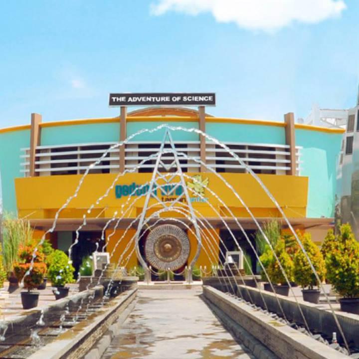 Alamat Taman Pintar Yogyakarta Telepon Kota