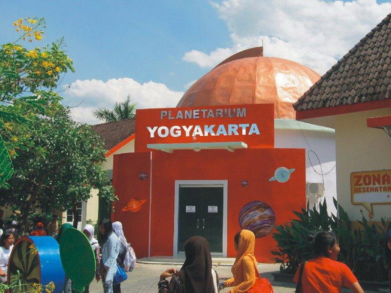 Astronomy Notes Planetarium Taman Pintar Yogyakarta Kota