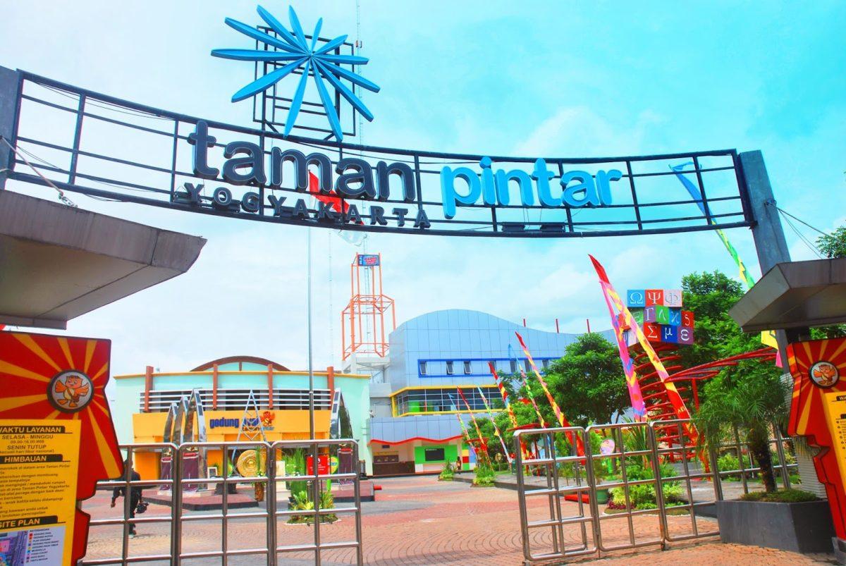 Educational Tour Taman Pintar Yogyakarta Indonesia Visit Place Kota