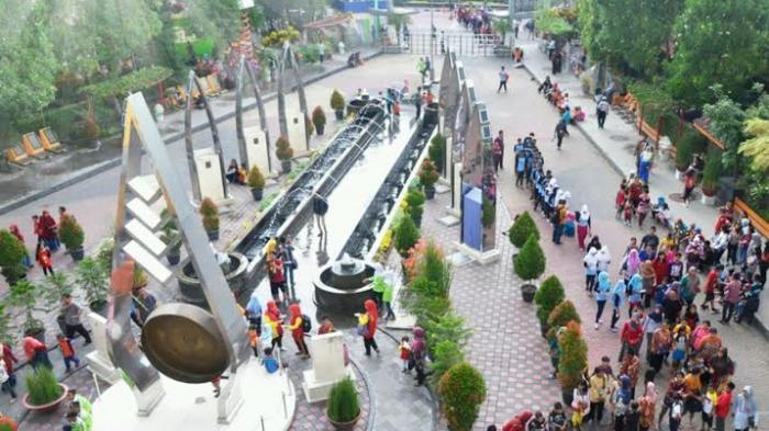 Gak Menyenangkan Liburan Taman Pintar Yogyakarta Mencerdaskan Kota